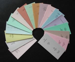 Pocket Booklets Set