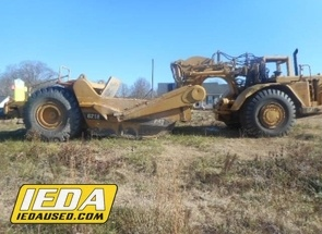 Used 1989 Caterpillar 621E For Sale