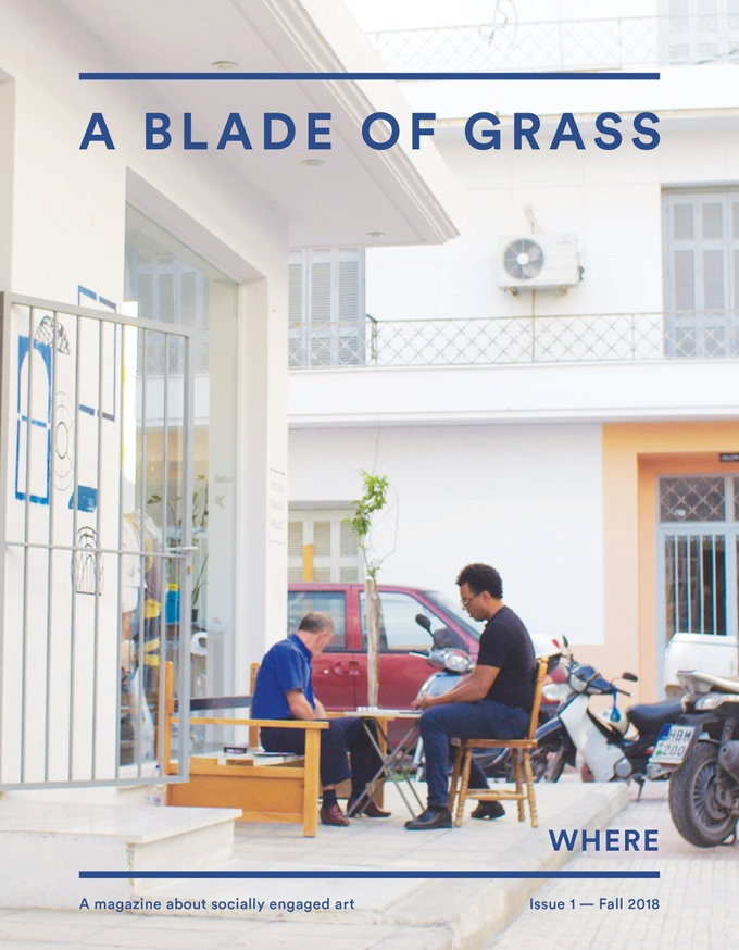 A Blade of Grass Magazine Issue 1