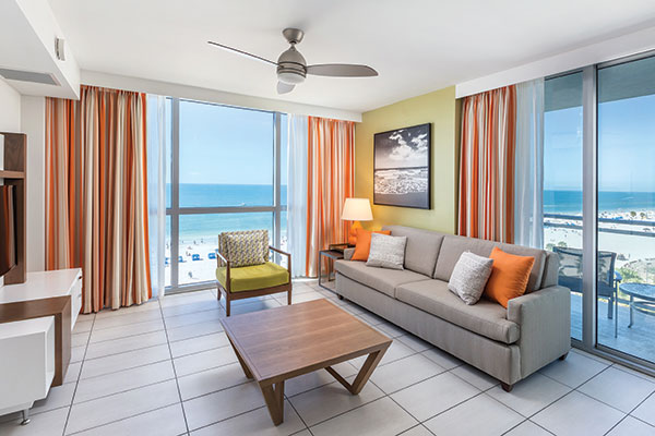 Clearwater Beach Resort 2 Bedrooms 2 bathrooms photo 18438267