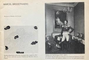 Marcel Broodthaers (No Photographs Allowed)