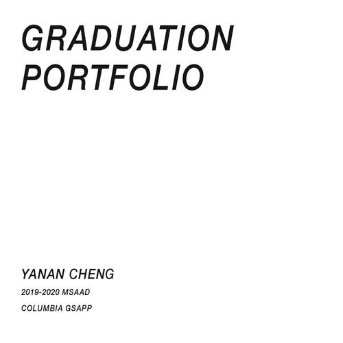 AAD ChengYanan SP20 Portfolio.pdf_P1_cover.jpg