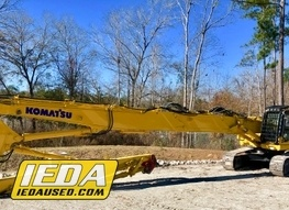 Used 2011 Komatsu PC350 NHRD-8 For Sale