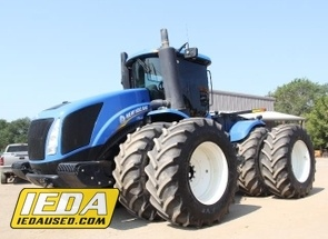 Used 2014 New Holland T9.615HD For Sale