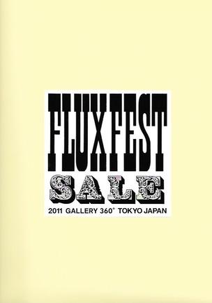 Fluxfest Sale