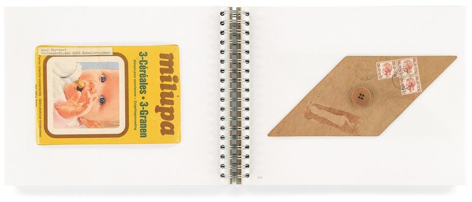 René Heyvaert Mail Art: 1964-1984 thumbnail 3