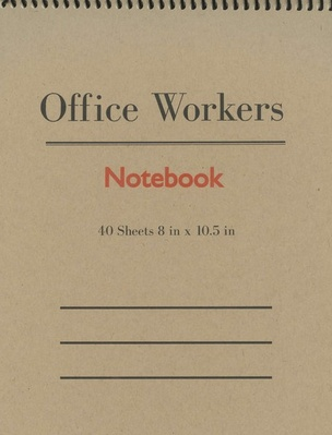 Office Workers Notebook
