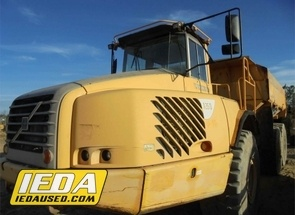 Used 2004 Volvo A35D For Sale