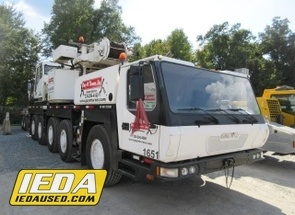 Used 2006 Grove GMK5165 For Sale