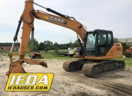 Used 2015 Case CX130C For Sale