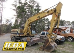 Used 1996 Caterpillar M318 For Sale