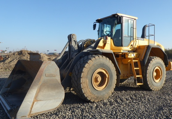Used 2012 Volvo L150G For Sale