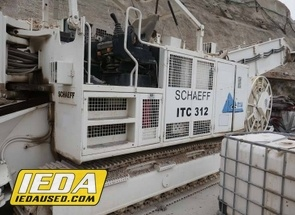 Used 2002 Schaeff ITC 312 For Sale