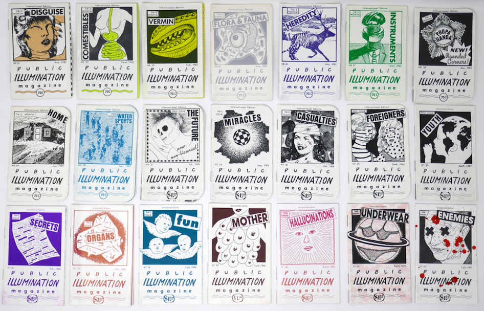 Public Illumination Magazine (Complete Set of Issues 1-62)