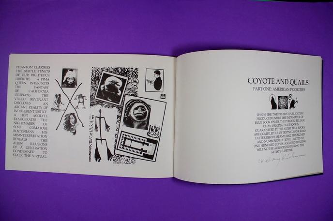 Coyote and Quails thumbnail 2