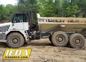 Used 2013 Terex TA300 For Sale