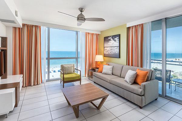 Apartment Clearwater Beach Resort 1 Bedroom 1 bathroom photo 18333072