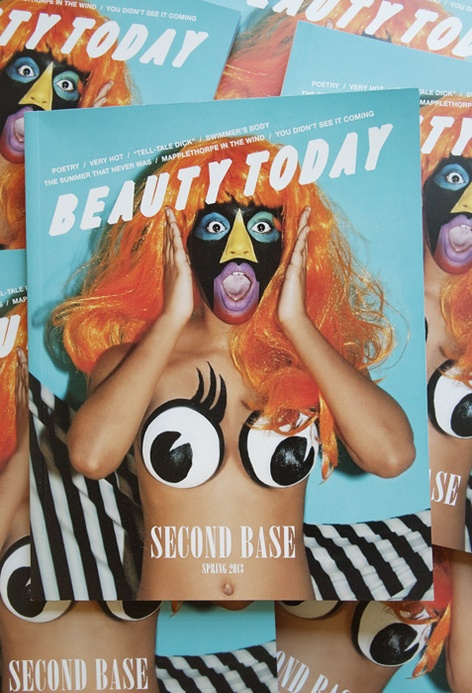 <i>BEAUTY TODAY Second Base</i> Release