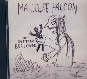 The Captain Bellowed [CD]