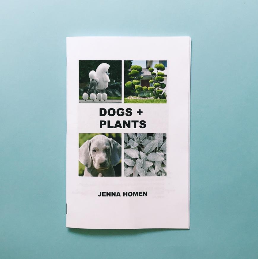 Dogs + Plants