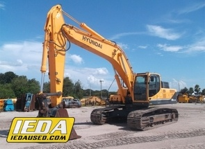 Used 2013 Hyundai ROBEX 330 LC-9A For Sale