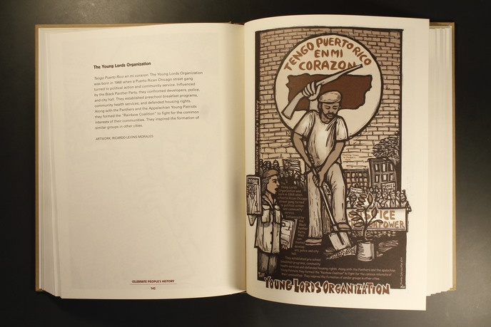 Celebrate People's History: The Poster Book Of Resistance: Revolution thumbnail 2