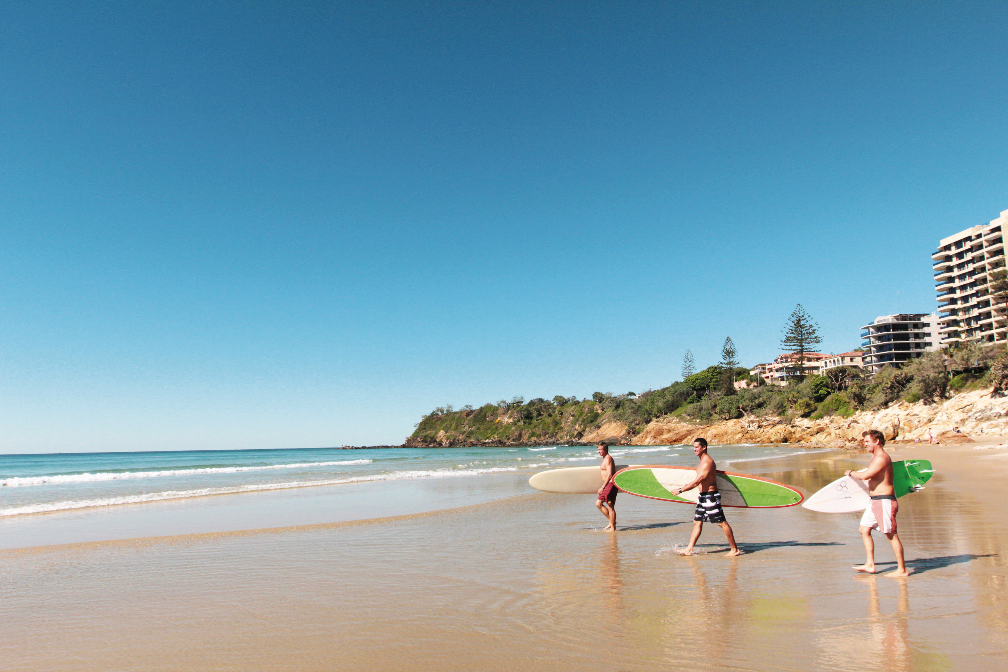 1BR Coolum Beach Escape  photo 22892874