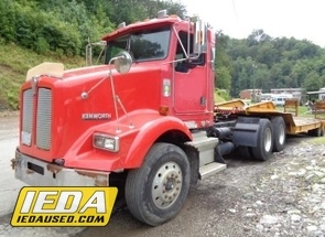 Used 1986 Kenworth T450 For Sale