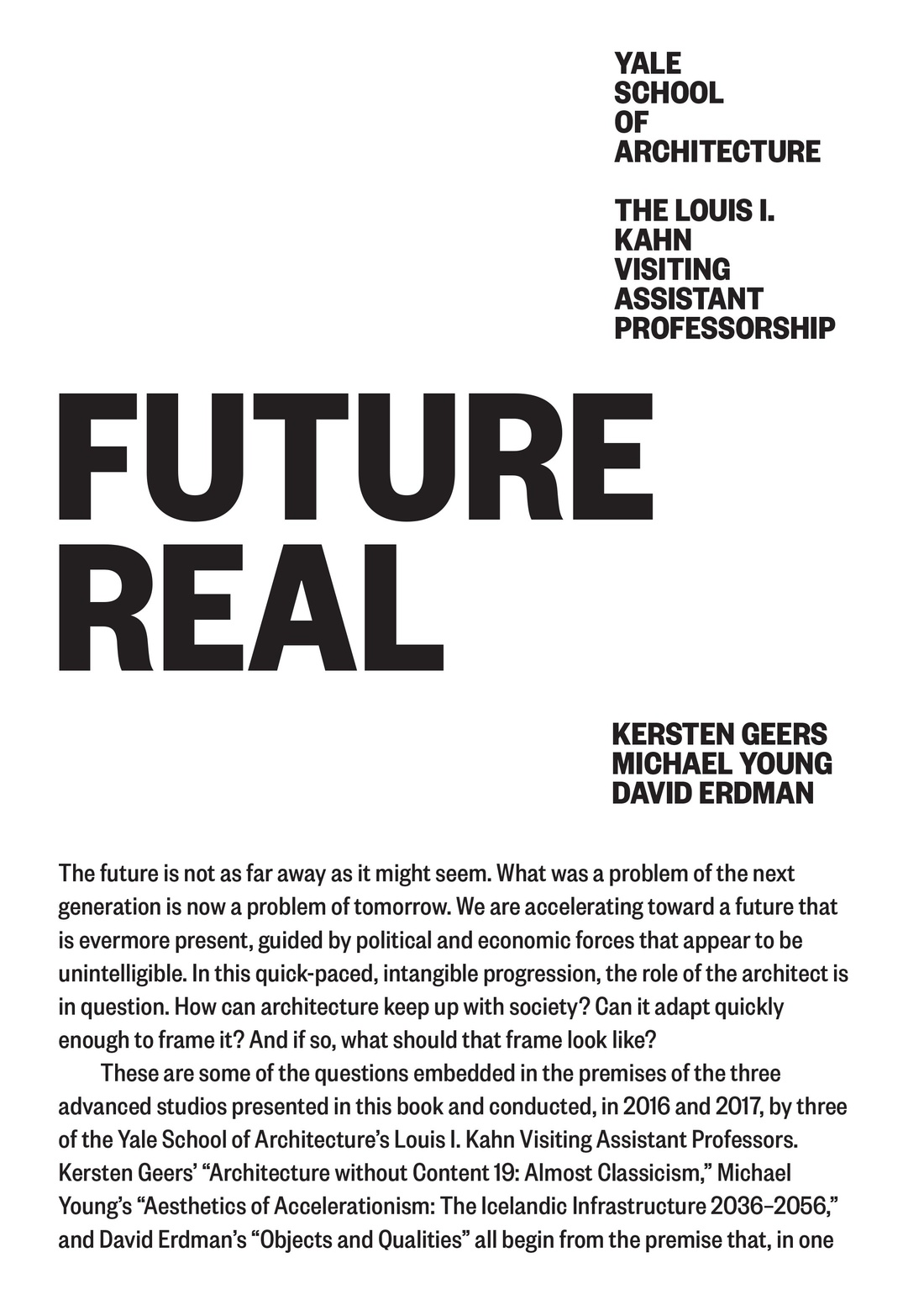Future Real cover