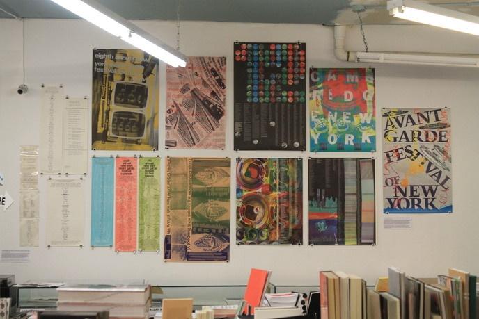 New York Avant-Garde Festival Posters: 1963-1980 thumbnail 2