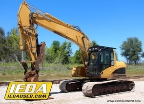 Used 2003 Caterpillar 320C LU For Sale