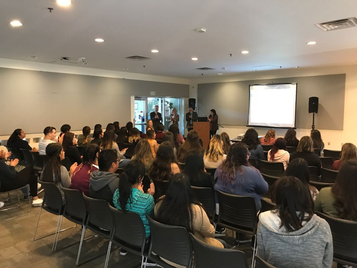 CSUMB welcomes Teacher Pathway Program students to campus