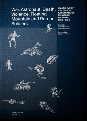 War, Astronaut, Death, Violence, Floating Mountain and Roman Soldiers