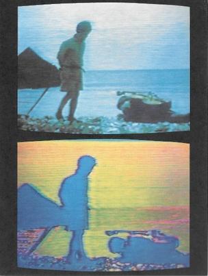 Guadalcanal Requiem Postcard