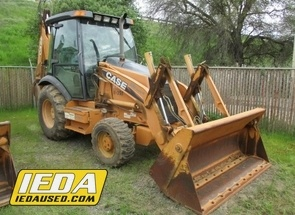 Used 2008 Case 580SM III For Sale