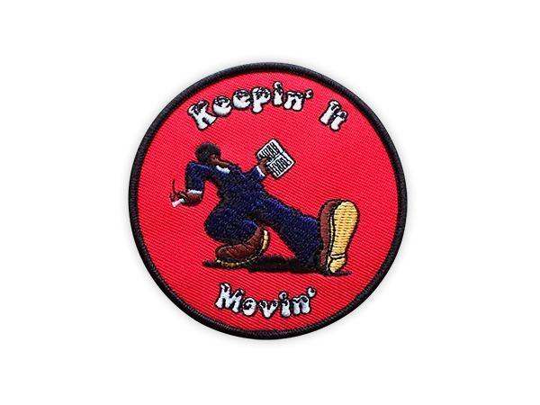 Keepin' It Movin' Patch