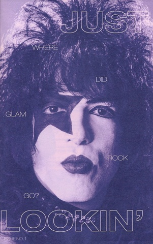 Just Lookin' Issue 1: Where Did Glam Rock Go?
