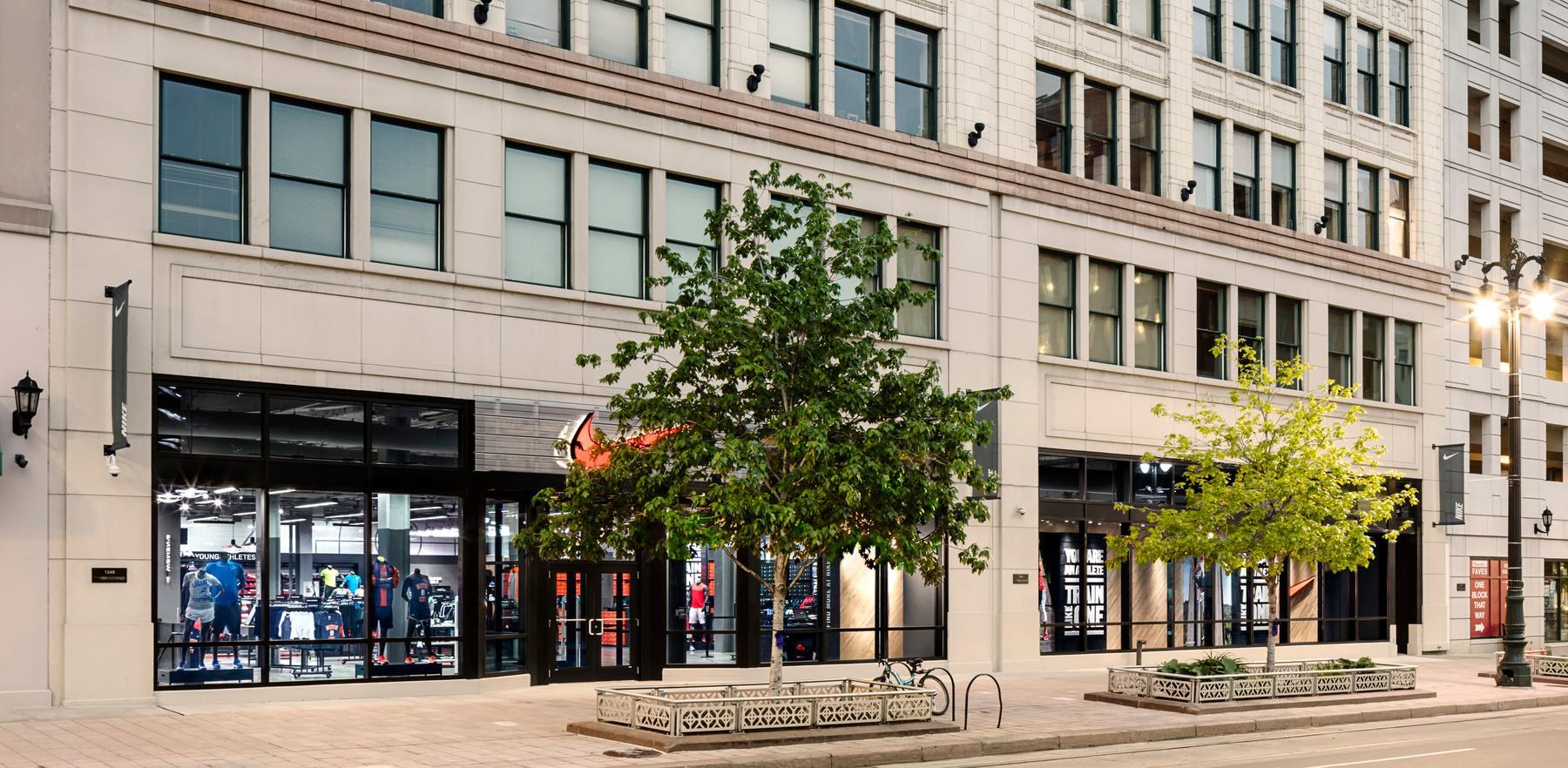 Nike Community Store - Detroit. Detroit d9522af97c1