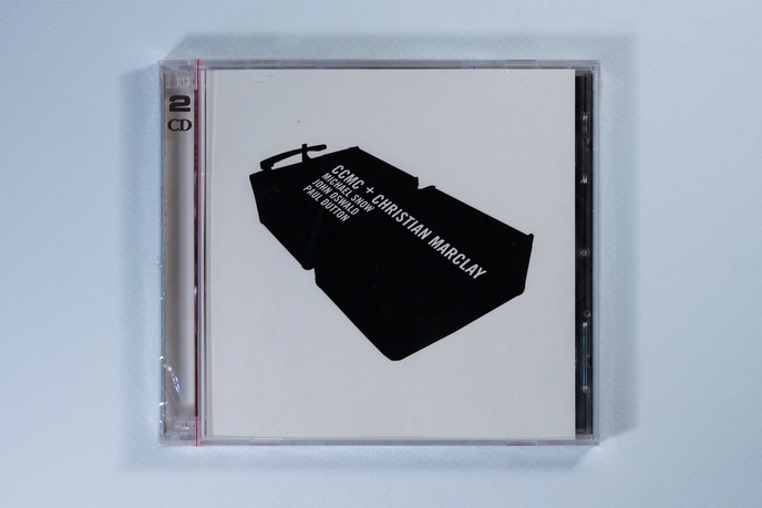 CCMC and Christian Marclay: 2 CD Set