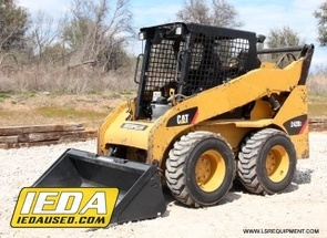 Used 2011 Caterpillar 242B3 For Sale