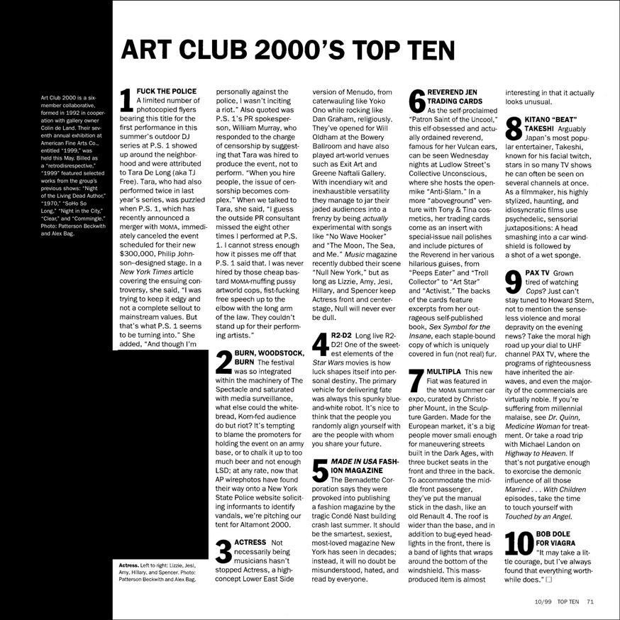 Top Ten : 1998-2008 thumbnail 2