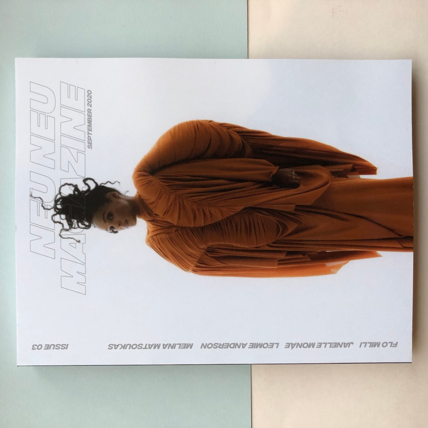 NEU NEU MAGAZINE: ISSUE 03 thumbnail 2