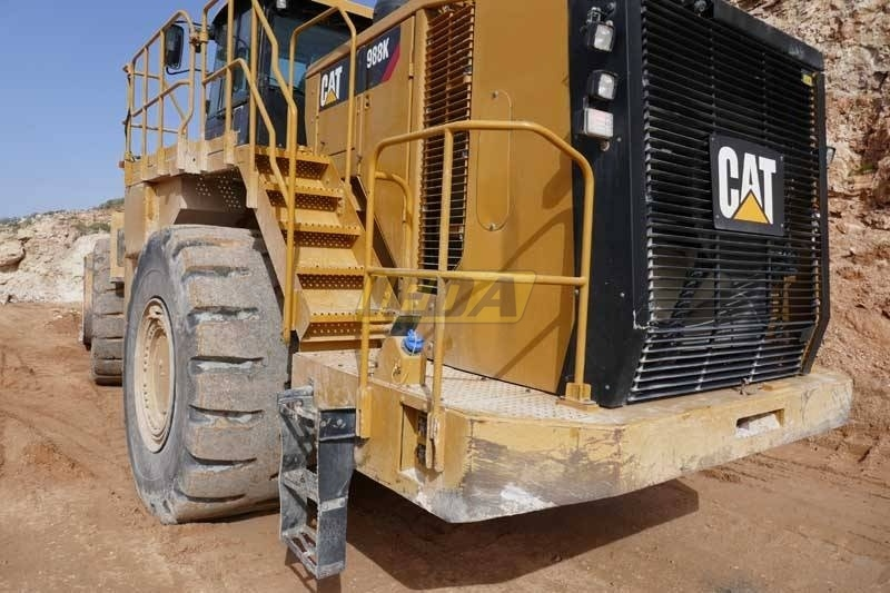 Used 2015 Caterpillar 988 K For Sale