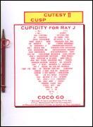 Cutesy Pi Cusp Cupidity For Ray J