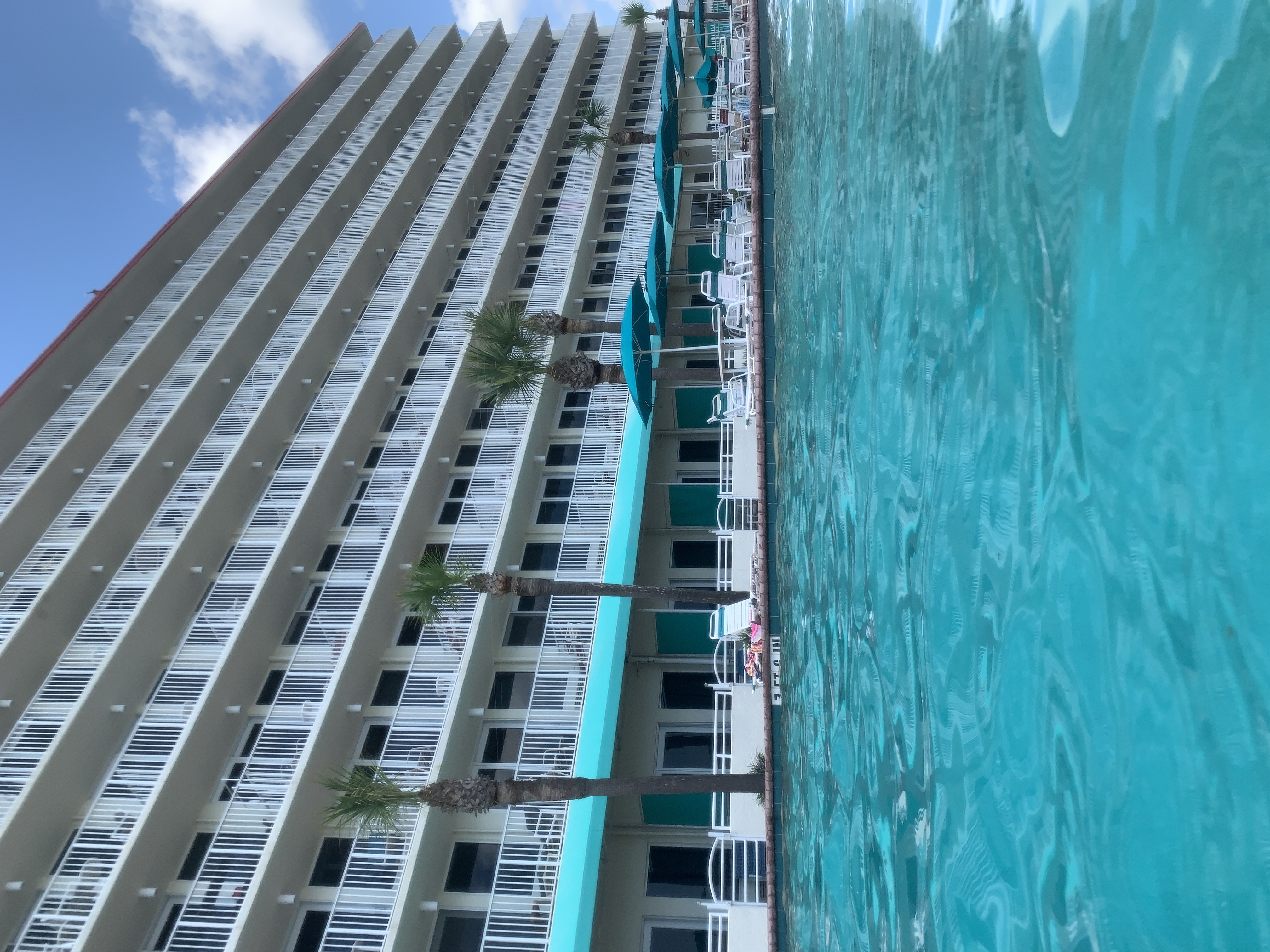 Daytona Beach Sunset View and Heated Pool (UNIT 321)