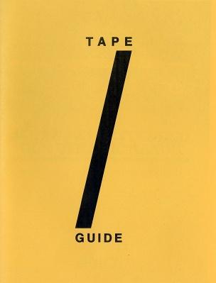 Tape Guide