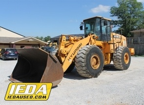 Used 2007 Hyundai HL770-7A For Sale