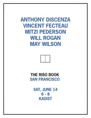 The Riso Book : San Francisco