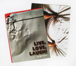 """Live, Love, Laugh"" #2"
