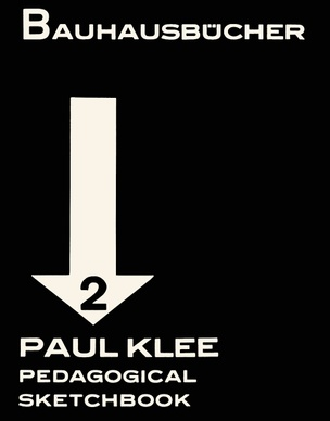 Bauhausbücher 2: Paul Klee Pedagogical Sketchbook